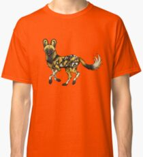 Painted Dogs Classic T-Shirt
