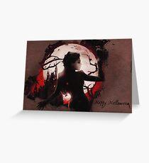 Halloween 16 / Regina Greeting Card