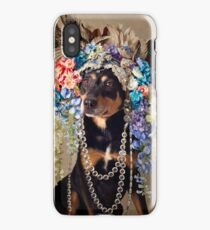 Shelter Pets Project - Midnight iPhone Case/Skin
