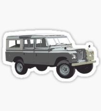 Land Rover Defender Sticker