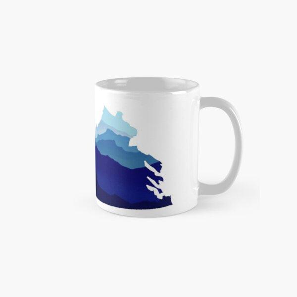 Virginia Mountains Classic Mug