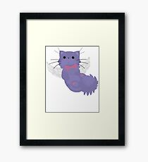 Fluffal Cat - Yu-Gi-Oh! Framed Print