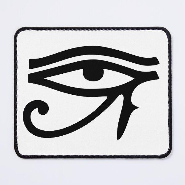 Egyptian Eye of Horus Mouse Pad