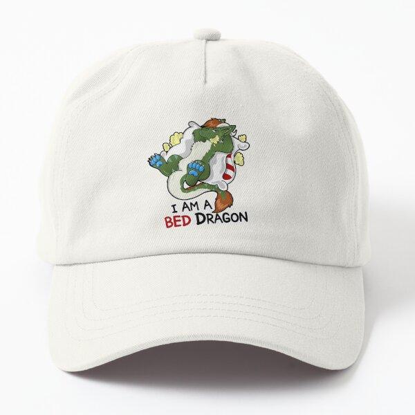 I am a bed-dragon Dad Hat
