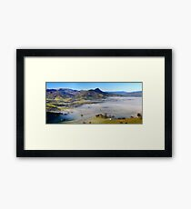 Acheron Valley Framed Print