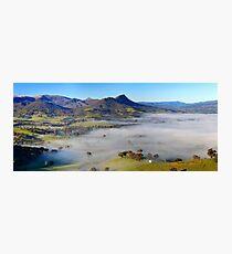 Acheron Valley Photographic Print