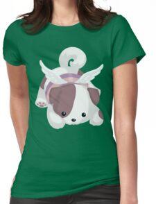 Fluffal Dog - Yu-Gi-Oh! Womens Fitted T-Shirt