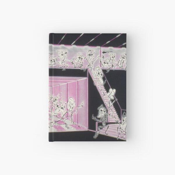 Hot Disco Journal Hardcover Journal