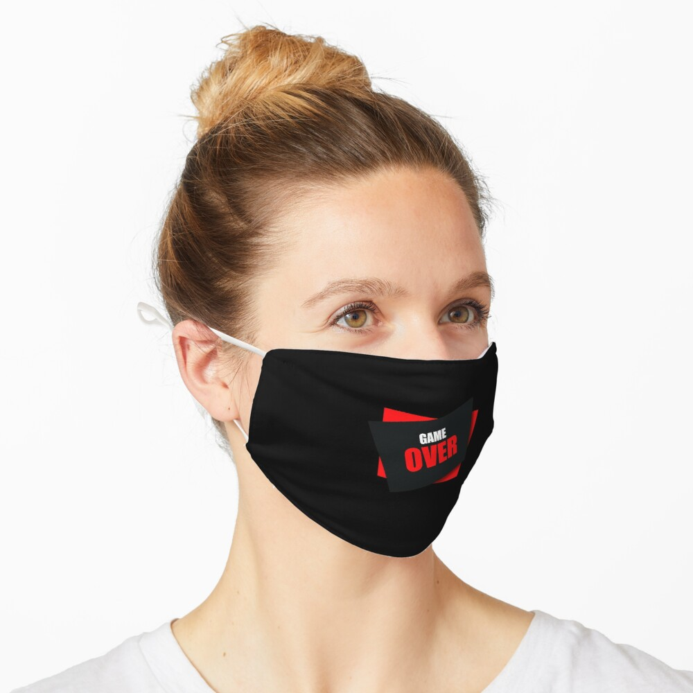 Im A Gamer Mask