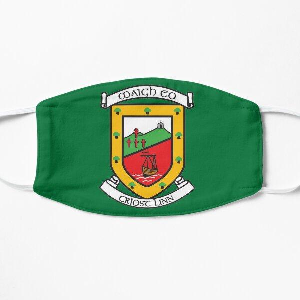 Mayo GAA Crest Flat Mask
