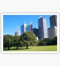 Royal Botanic Gardens Sydney Sticker