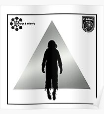 clipping. Splendor and Misery Poster