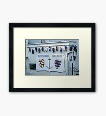 Traditional Dutch Clogs - Travel Photography Framed Print