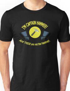 captain hammer Unisex T-Shirt