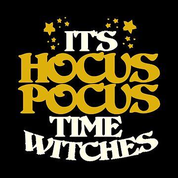 HOCUS POCUS by lorkalen