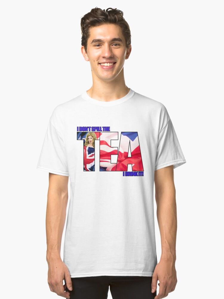 Tea - Maci Sumcox Classic T-Shirt Front