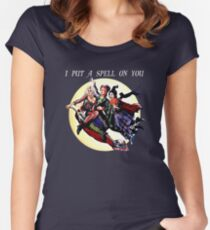 HOCUS POCUS Women's Fitted Scoop T-Shirt