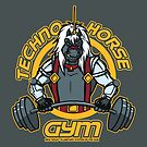 Techno Horse Gym  by AndreusD