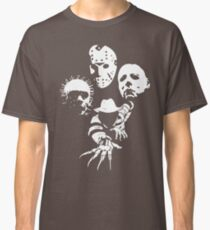 Horror Icons Classic T-Shirt