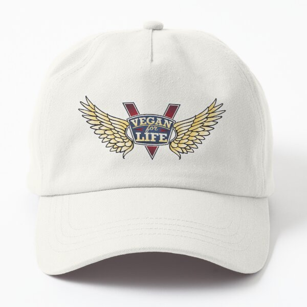 Vegan for Life Dad Hat