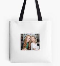 sophie turner and natalie dormer  Tote Bag