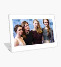 game of thrones girls  Laptop Skin