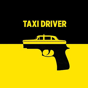 Taxi Driver by Pierpax21