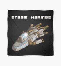 Steam Marines - Transparent Logo Scarf