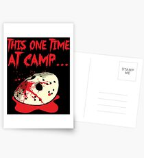 This One Time At Camp... Postcards