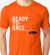 KTM Ready To Race Unisex T-Shirt