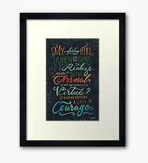 Practical Magic Framed Print