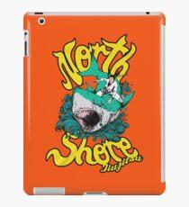 Grappling / BJJ - North Shore Jiu Jitsu iPad Case/Skin