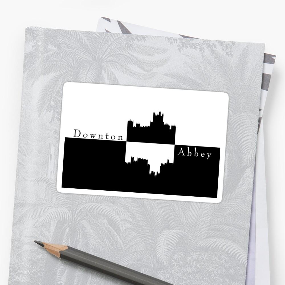 Downton Abbey // Logo by jesseskerritt