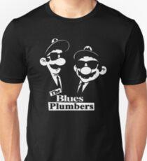 The blues plumbers Unisex T-Shirt