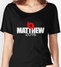 Hurricane Matthew 2016 Women's Relaxed Fit T-Shirt
