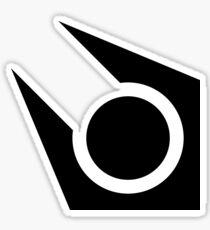 HL2 - Combine Logo Sticker Sticker