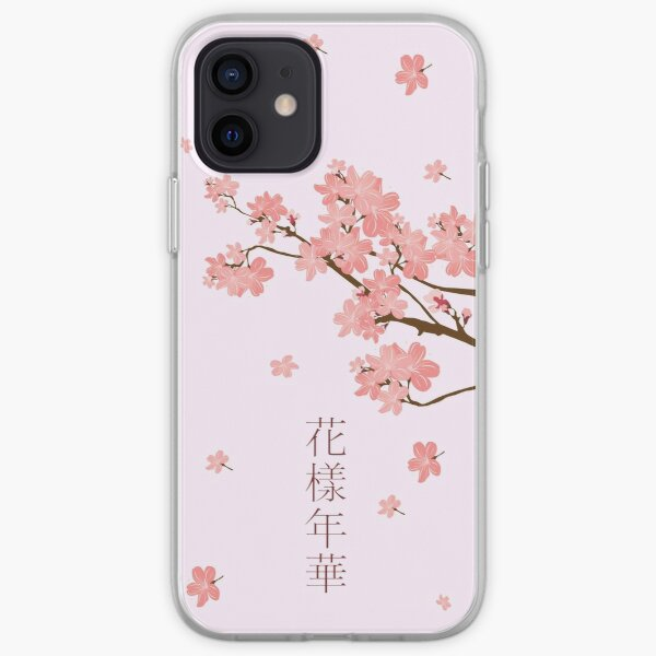 Cherry Blossom HYYH phone case iPhone Soft Case