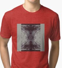 Digitized Brush Tri-blend T-Shirt