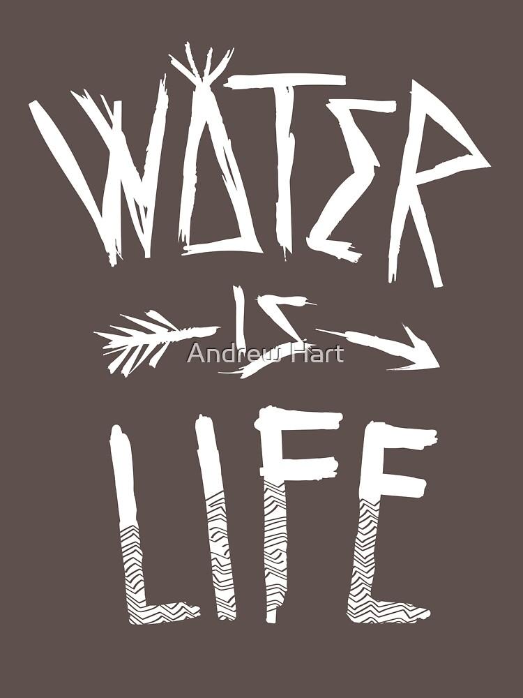 Water Is Life Shirt | Classic T-Shirt