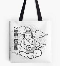 SHAOLIN JAZZ - Meditation Tote Bag