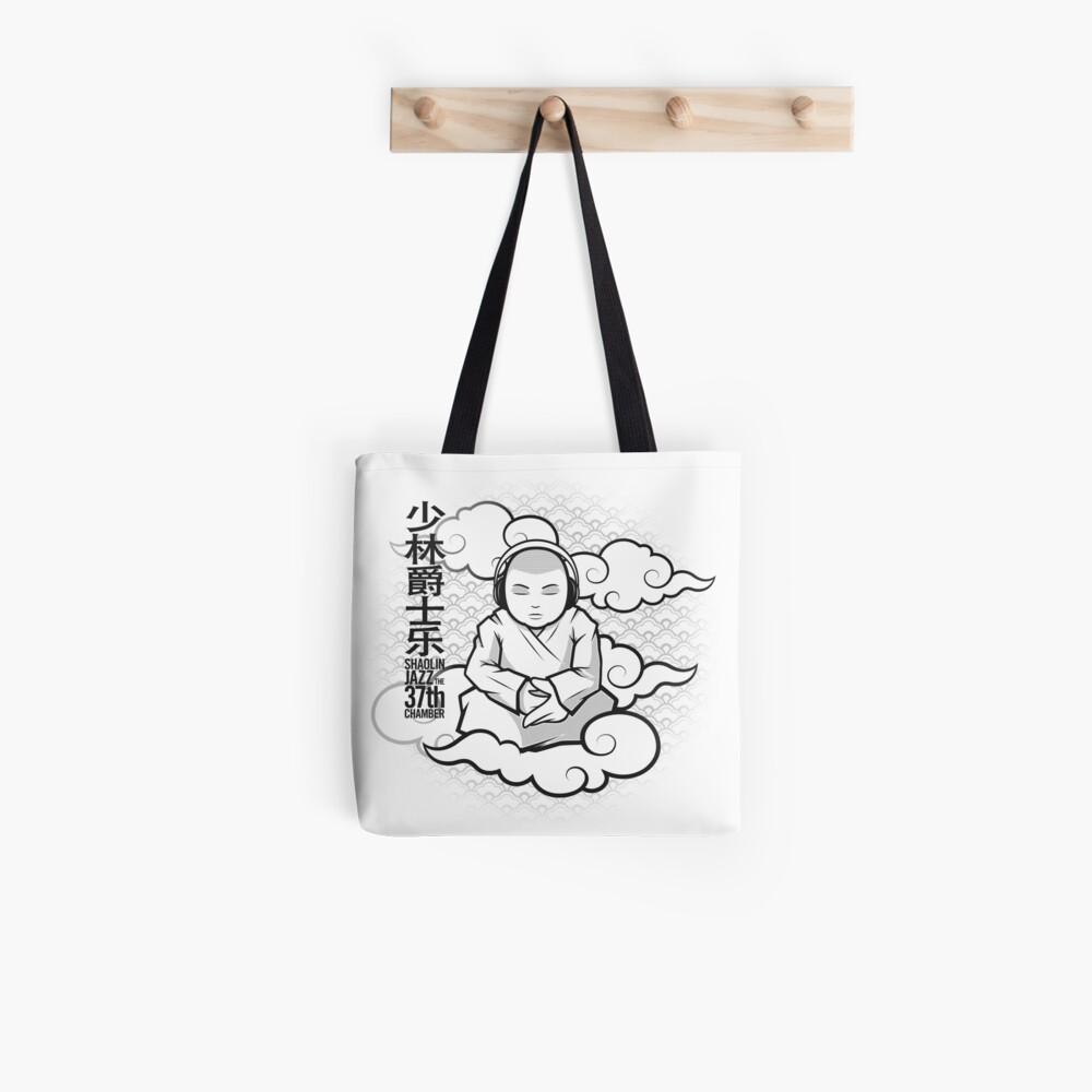 SHAOLIN JAZZ - Meditation Tote Bag