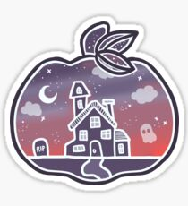 Haunted Heights  Sticker