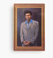 Seinfeld // The Kramer Canvas Print