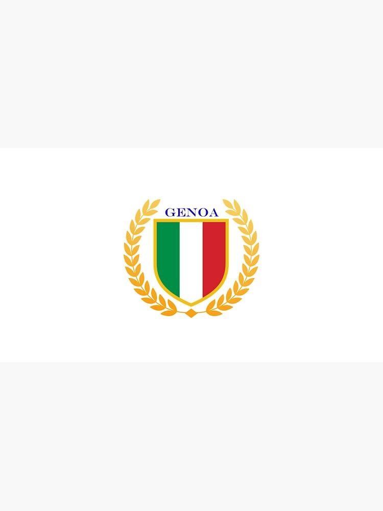 Genoa Italy by ItaliaStore
