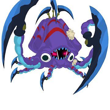 Frightfur Kraken - Yu-Gi-Oh! by TCF-Store