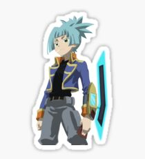 Sora - Yu-Gi-Oh! Sticker