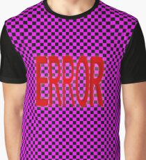 ERROR - MISSING TEXTURE Graphic T-Shirt