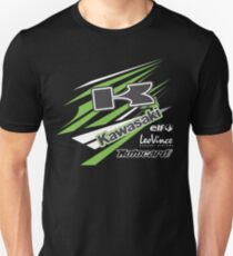 Kawasaki Racing Unisex T-Shirt