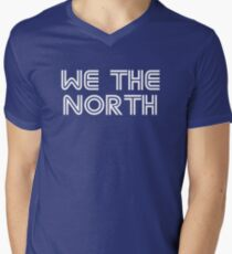 We The North (Blue Jays) Men's V-Neck T-Shirt