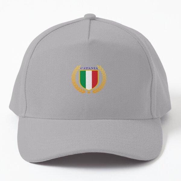 Catania Italy Baseball Cap